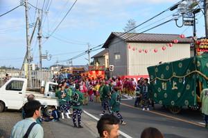 『六所神社例大祭の様子78』の画像