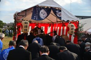 『六所神社例大祭の様子80』の画像